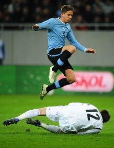 Gaston Ramirez (Uruguay-Romania Friendly)