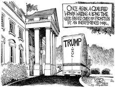 by John Darkow / Columbia Review (CagleCartoons.com) 2016