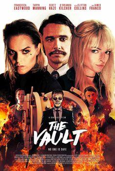 New Trailer & Poster For Supernatural Heist Thriller THE VAULT  www.themoviewaffler.com/2017/07/new-trailer-poster-for-supernatural.html   #TheVault