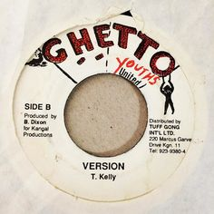Stroll down memory lane with some old school Bobby Digital & Tony Kelly productions like this #version from the Ghetto Youths United label #bside #originalpress #45vinyl #vinyl #vinyligclub #vinyljunkie #vinyladdict #record #recording #riddim #reggae #dancehall #soca #hiphop #rave #dance #dub #club #radio #djs #dj #turntablism #turntable #portablist #mix by petebodegavinyl http://ift.tt/1HNGVsC