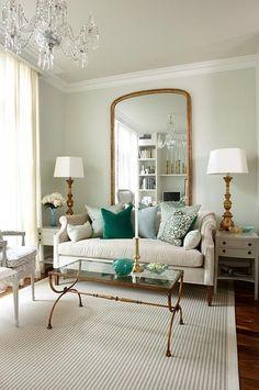 My Favorite Green Rooms