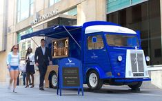 23 Mobile Pop-Up Shops - From Automotive Martini Bars to Fashionable Food Trucks (TOPLIST)