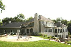Geist Reservoir Custom Home