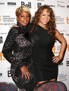 Mary J. Blige & Mariah Carey
