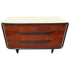 A Beautiful Chest of Drawers of Italian Art Deco Period