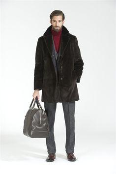 Brioni menswear Fall Winter 2012