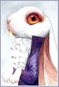 Preparatory drawings and paintings for Tim Burton's Alice in Wonderland - Kei Acedera & Bobby Chiu