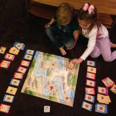 """Introducing my kids to the basics of programming disguised as a board game with Robot Turtles"""