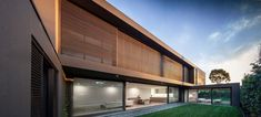 Modern house facade by Urban Angles