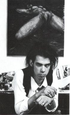 Nick Cave, don't be like Bunny Munro, please. I mean his... very specifical one track mindset ;).
