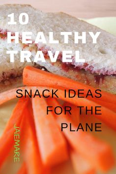 Depending on which airline you fly on, yes your-first class food experience could be epic. Or you can choose to not roll the dice, come up with your own meal plan on the cheap for a plane and while on the road. jaiemare.com Airplane food ideas | DIY airplane food | healthy airplane food | airplane food meals |vegan airplane food #airplane #airplanefood #businessclass #airplanephotography #foodie #airplanelovers #foodlover #food #jaiemare Easy Delicious Recipes, Vegan Recipes, Easy Recipes, Easy Diner, Gourmet Caramel Apples, Healthy Travel Snacks, Diner Recipes, Living At Home, Foodie Travel