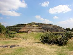 Cuicuilco, the oldest pyramid in the world? | Earth. We are one