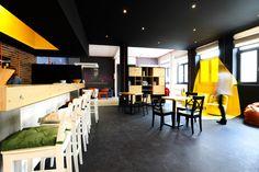 e-spres-oh office by davidsign, Oradea – Romania » Retail Design Blog