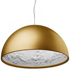 Flos Skygarden S2 Hanglamp goud/messing