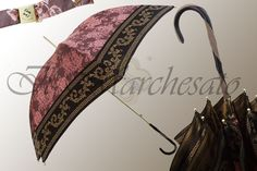 Antique Pink Umbrella