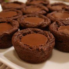 Reese's Brownie Bites