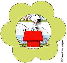 Flor Snoopy: