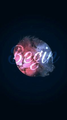Begin. Bts