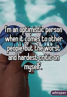 18 Honest Confessions From Optimists