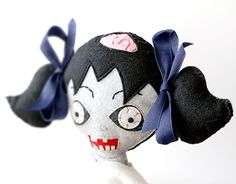 """Check out new work on my @Behance portfolio: """"Zombie Doll"""" http://on.be.net/1iksqBU"""