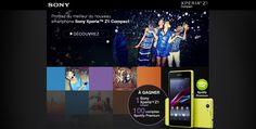#Spotify #atnetplanet #SonyExperia #FacebookConnect #SiteInternet