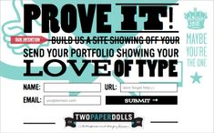 10twopaper in Best Practices of Web Form Design
