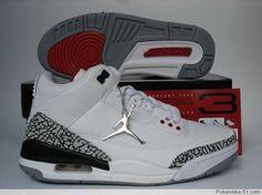 on sale 81905 9bb53 Jordan3-009 Cheap Jordan Shoes, New Jordans Shoes, Air Jordan Shoes, Cheap