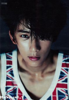 Gong Chan - The Star Magazine August Issue 13