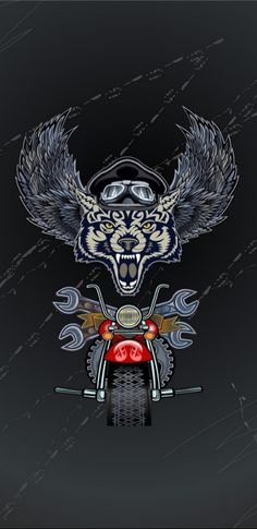 Wolf Wallpaper, Custom Bikes, Darth Vader, Fictional Characters, Fantasy Characters, Custom Motorcycles