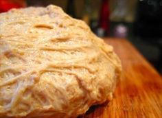 Zobrazit detail - Recept - Seitan - vege maso - základní recept + zeleninový vývar