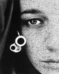 Shirin Neshat Speechless, 1996 Thanks to arsvitaest Shirin Neshat, Iranian Art, Arabic Art, Arabic Calligraphy, Global Art, Museum Of Fine Arts, Islamic Art, Art And Architecture, Fine Art Photography