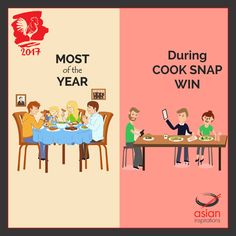 Have you done this yet? Check out the #CookingContest here: http://bit.ly/CookSnapWin_2017 #ContestAlert #CookSnapWin2017 #chinesenewyear