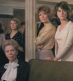 "Lee Grant, Lynne Frederick, Wendy Hiller ""Voyage of the damned"", 1976"