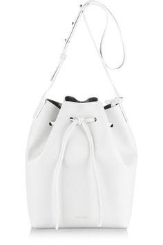 White Looks Right-Mansur Gavriel Bag