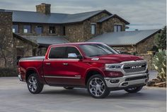 The 2019 Ram 1500 broke cover Monday and revealed a new face for the full-size pickup that pushed the hauler further into family detail. The new truck is longer—about four inches, added entirely to the cab—lower by about an inch, and wider by a half-inch. All three dimensions were stretched to better hold people, not necessarily cargo. It lacks…