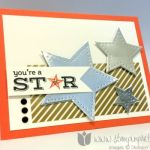 stampin up stars framelits dies mary fish stampin pretty