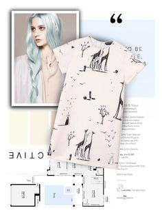 """Pastel princess"" by hevsyblue2 ❤ liked on Polyvore featuring Rochas and modern"