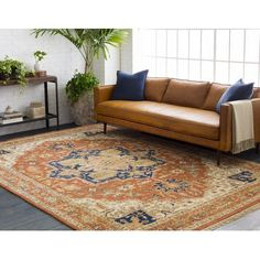 Surya Zeus Classic Cherry Area Rug Rug Size: Runner x Fresco, Online Home Decor Stores, Wool Area Rugs, Wool Rug, Outdoor Rugs, Decoration, Entryway Decor, Colorful Rugs, Living Room Decor