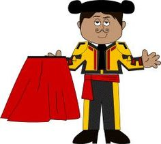 Matador Paper Craft with Templates