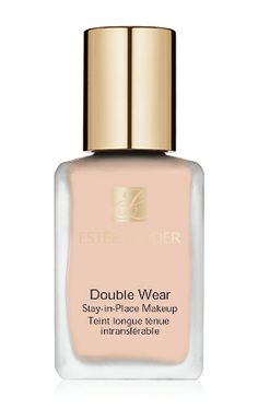 Estee Lauder Double Wear Foundation in 1C0 Shell. The PERFECT fair/pale foundation. Excellent coverage, matte, long wear finish, but looks super natural and just like flawless skin. Less yellow and a shade or two lighter than 1C1 Cool Bone. Unfortunately it sounds like they are discontinuing it. AGAIN. $37