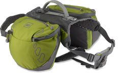 REI Ultra Dog Pack - Free Shipping at REI.com.  This works great for day hikes.  Haven't tried it for an overnight trip yet.