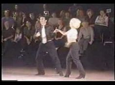 An oldie, but a goodie !!!  Jordan and Tatiana strutting their stuff ... as young adults :O)