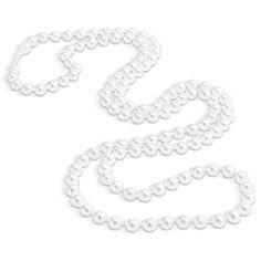 Faux-Pearl Necklaces