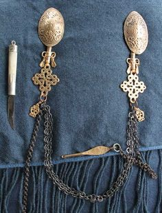 Iron age jewelry, eastern finland