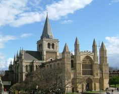 Rochester Cathedral, Kent UK  been