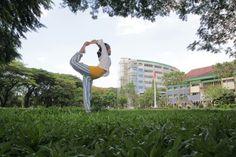 dancing pose... #natarajasana