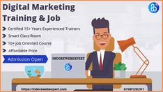 Your Job is just one training away. Get Training & Start Earning.  Contact us: Phone- +918709128291