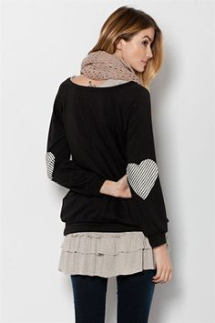 Heart On The Sleeves