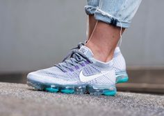 Nike Air Vapormax Flyknit Nike Basketball Shoes, Sports Shoes, Nike Air Vapormax, Men's Outfits, Casual Outfits, Sneakers Nike, Nike Shoes, Nike Free, Beautiful Shoes