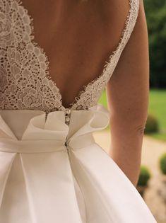 Outdoor Wedding Dress, Rustic Wedding Dresses, Modest Wedding Dresses, Designer Wedding Dresses, Simple Dresses, Bridal Dresses, Wedding Gowns, Cake Wedding, Dresses Dresses